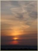 Фотографии закатов. Картинки перистых облаков