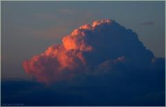 Последние отголоски заката. Фотографии красивых закатов