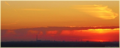 Закаты. Панорама высокого разрешения