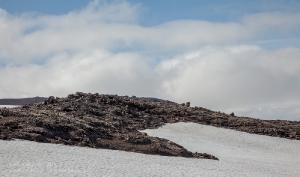 Камчатка. Дорога к кратеру вулкана Горелый