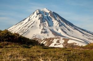Вулкан Вилючинская сопка. Камчатка