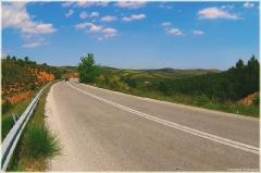 Автомобильные дороги Греции. Удовольcтвие от вождения