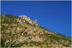 Демерджи. Голова Екатерины. Экскурсия в Крымские горы. Фотографии горных пейзажей.