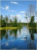Озеро свято. Тихая бухта. Самые красивые фото лета 2011