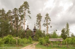 Храм Святой Троицы. Село Талицы. Фото