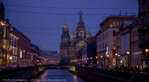 Храм Спас на Крови. Санкт-Петербург