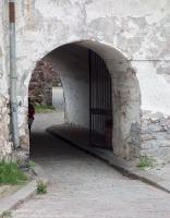 Выборгский замок. Вход на территорию