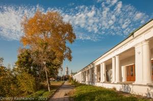 Суздаль. Туристический центр
