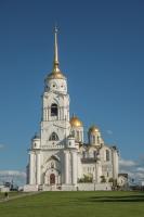 Фото Успенского собора. Соборная площадь. Владимир