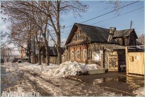 Горького улица