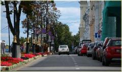 Верхневолжская набережная. Фотографии Нижнего Новгорода