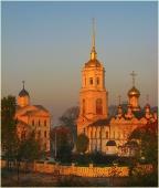Карповская церковь. Фото православной церкви