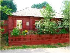 Музей Домик Каширина в Нижнем Новгороде