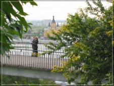 Собор Александра Невского. Достопримечательности Нижнего Новгорода. Фото