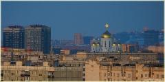 Нижний Новгород. Северный поселок. Храм Николая Угодника