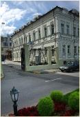 Старые здания. Верхневолжская набережная. Фото Нижнего Новгорода