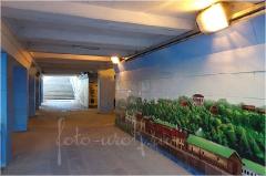 Подземный переход на пл. Минина