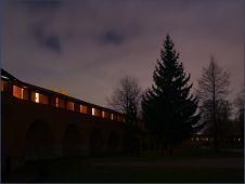 Тайны Нижегородского Кремля. Ночное фото города. Достопримечательности Нижнего Новгорода. Фото