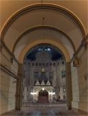 Здание госбанка. Взгляд из арки на ул. Большая Покровская
