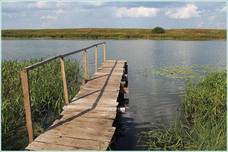 рыбалка гороховецкий район