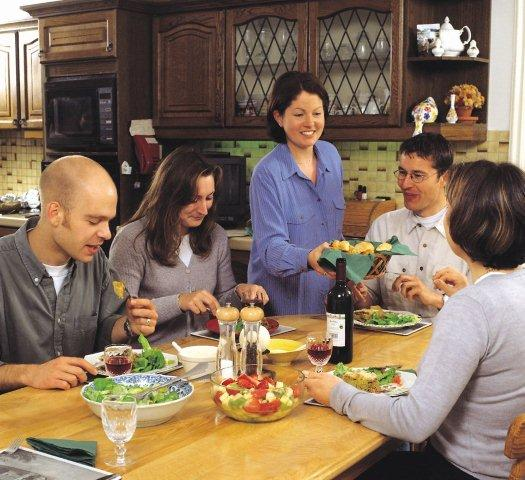 a family supper essay