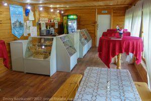 Кафе в музее Пушкина. Экскурсия в Большое Болдино